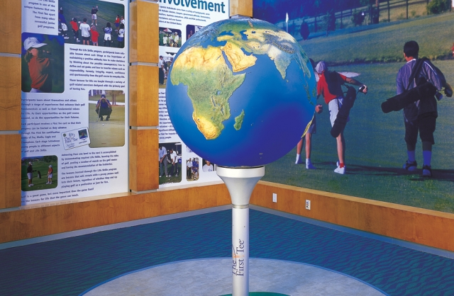 Attraction & Entertainment Solutions | Sculpture + Props | First Tee 2