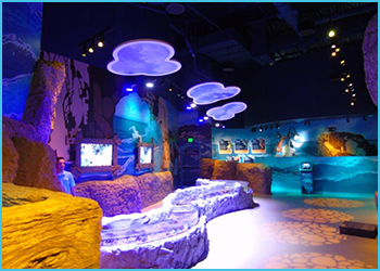 Sea Life Aquarium (Orlando, Florida)