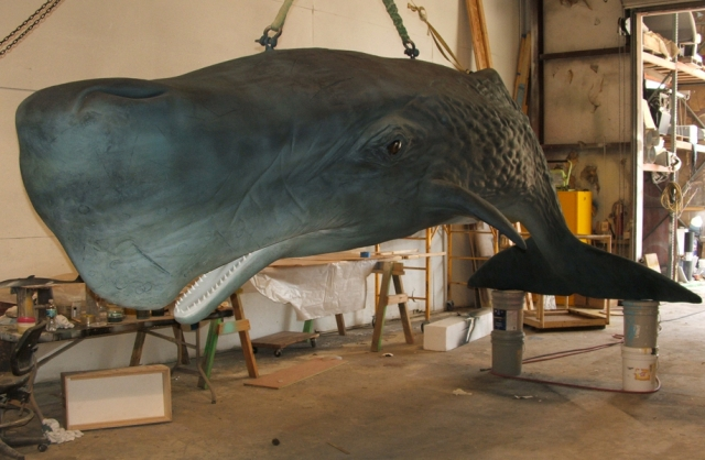 Attraction & Entertainment Solutions | Sculpture + Props | Sperm Whale