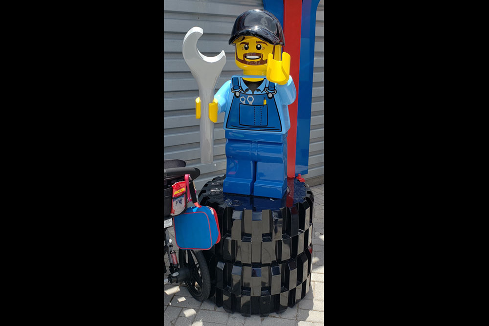 Minifigure-Mechanic