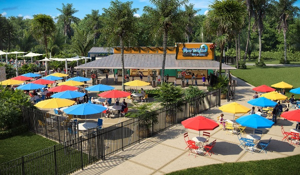 Nocatee spray water park a es a es - Blue water bar and grill ...