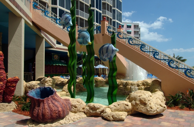Attraction & Entertainment Solutions | Sculpture + Props | Undersea Sculpture