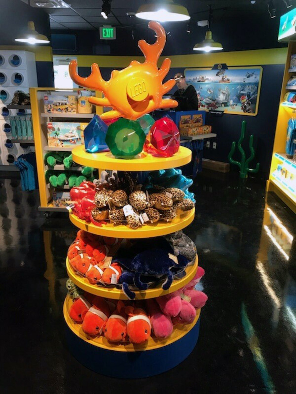 Retail Plush Display 1