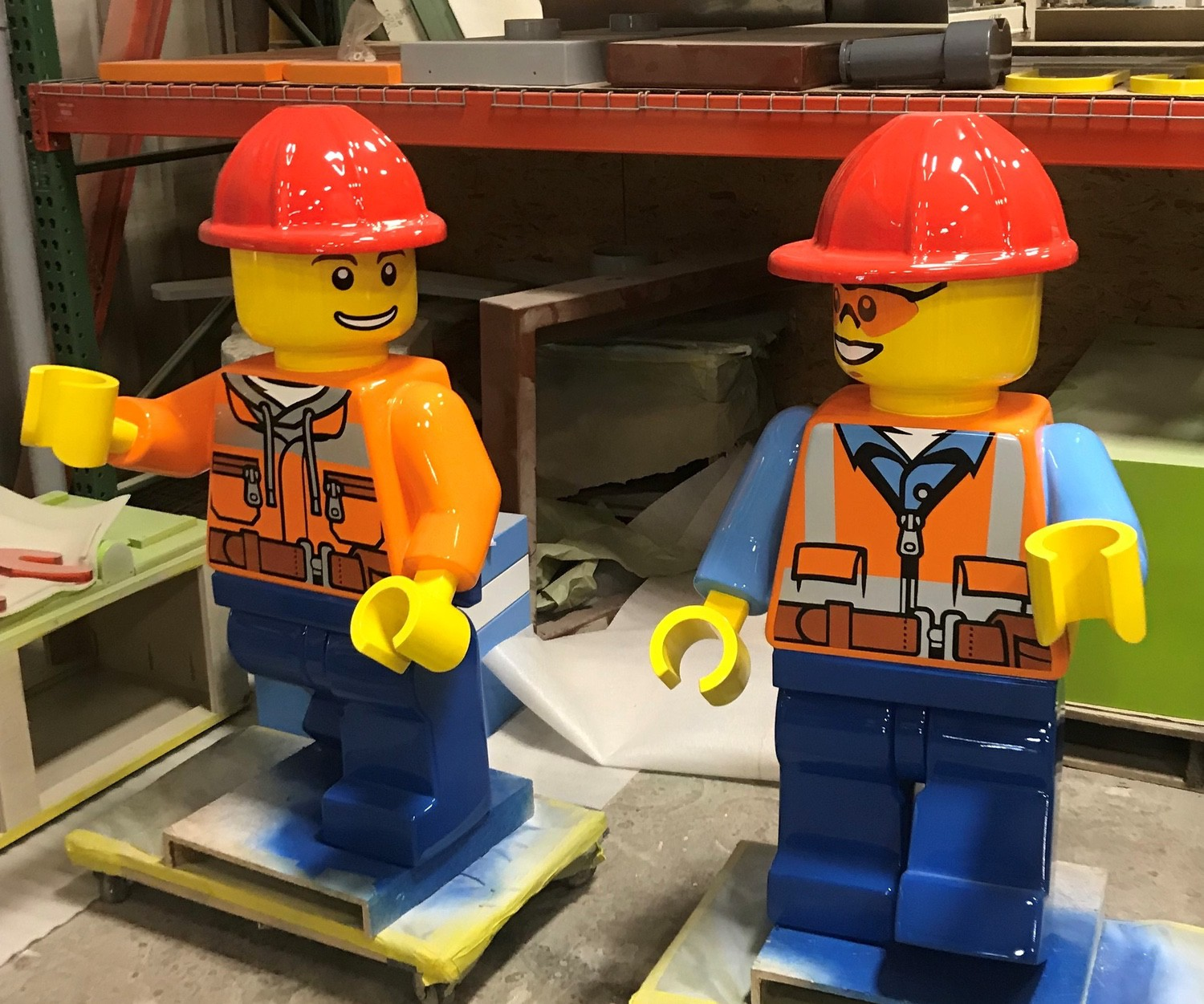 Construction Worker – 1 & 2